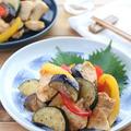 ごはんがすすむ!鶏むね肉と夏野菜のバタポン炒め by kaana57さん