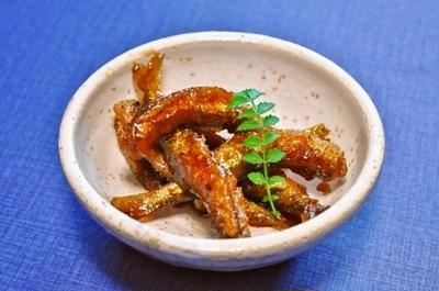小魚(チカ) ☆ かんたん佃煮・天ぷら・南蛮漬け