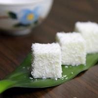中国ココナッツミルクケーキ