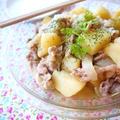 ほくほくじゃがいもと豚こま切れ肉の味噌バター煮 by たっきーママ(奥田和美)さん