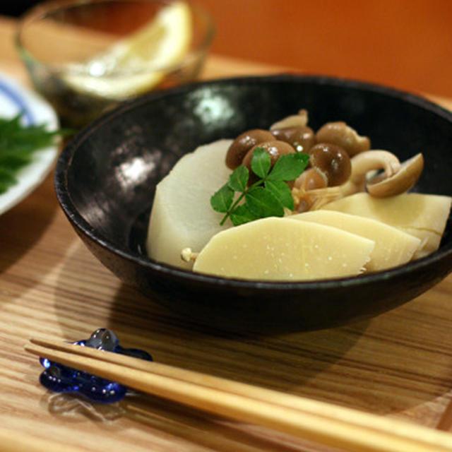 若竹の煮物