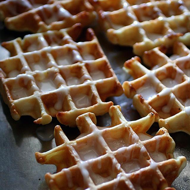 Lemon Waffle