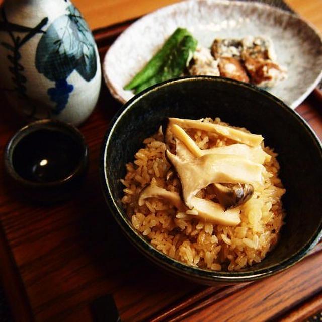 普段の食材でマツタケご飯の風味を再現する方法