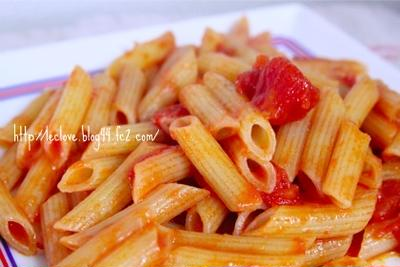 トマト缶で簡単トマトソース