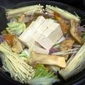 おせち料理づくり ~ 松茸鶏すき焼き