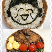 3/23(金)  鶏酢煮  と ◯子ちゃんのお母さん。