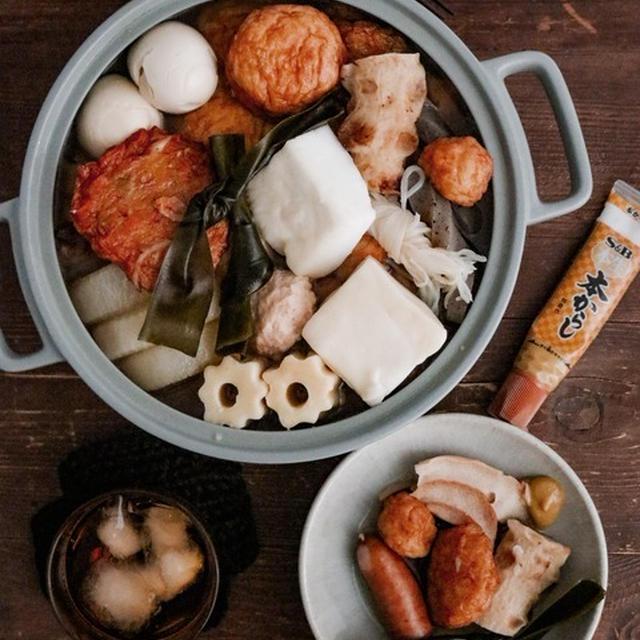 中華のあの調味料で!!冬の定番おうちおでんレシピ!