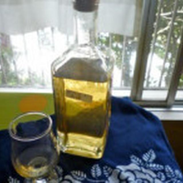 梅酒とおやき