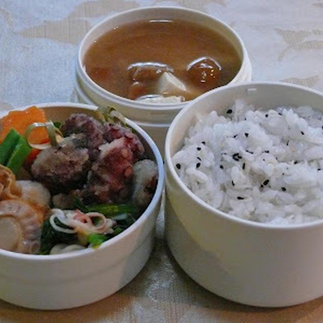 中学生、和彰のお弁当 -035-