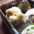 豚肉の天ぷら(醤油麹マヨワイン山椒)