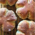 イエシゴトVol.43 ナッツ入り紅茶パンと豆まめミネストローネ
