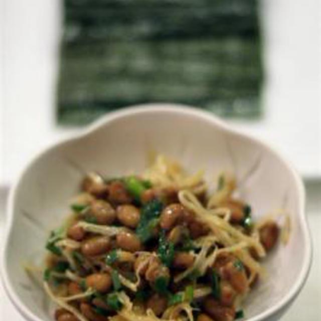 韓流さきいか納豆