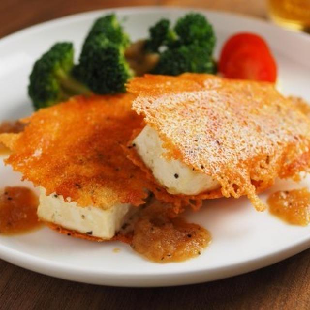 メシ通、サクサクの羽つき豆腐ステーキとは?