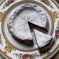 イタリアのチョコレートケーキはグルテンフリー
