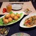 もやしとザーサイの細切り炒めで中華 by shoko♪さん