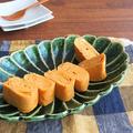 簡単アレンジ卵焼き☆トマトジュースのだし巻き
