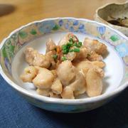 鶏モモ肉の梅干し煮 by やまがたんさん