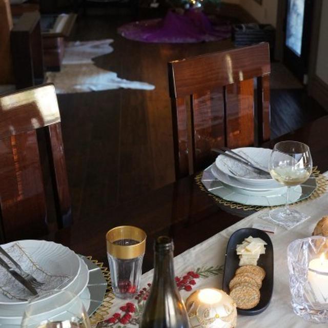 クリスマス2015②- アボカドのスープ、11レイヤーポテトグラタン、トスカーナ風ポークロースト