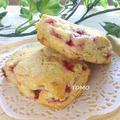 ホットケーキミックスで簡単!HM de いちごのスコーン と 掲載して頂きました♪『レンジで簡単!厚揚げの酢豚風どんぶり』 by TOMO(柴犬プリン)さん