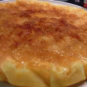 シナモン薫るアップルパンケーキ
