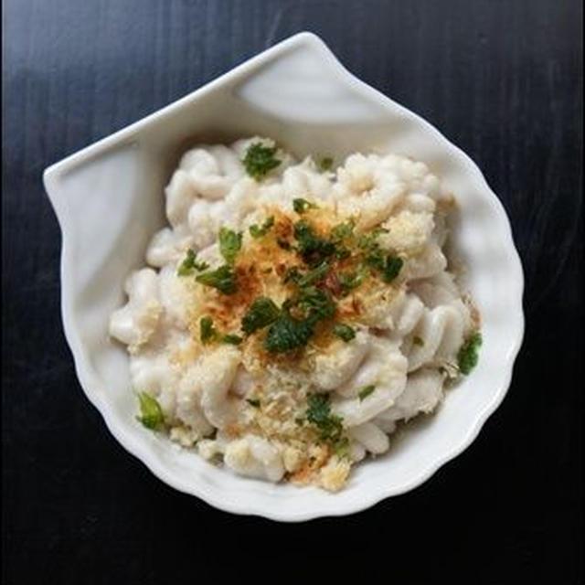 白子の簡単おつまみレシピ。チーズ焼き♪