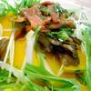 カボチャのエスニックサラダ