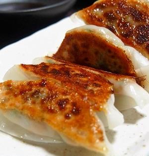 簡単!長芋納豆のあっさり餃子 ヘルシーで美味しおすえ!