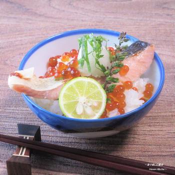 豪華な手抜き料理『北海道産 生秋鮭の塩こうじ漬け』