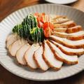 鶏むね肉のゆず胡椒ぽん酢焼き 、 オーブントースターを使ってまるごと調理