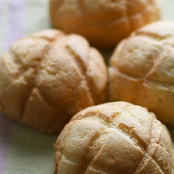 おおきなメロンパン