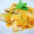 ジューシーな鶏ささみのレシピ「ハーブソルトチキンカツレツ」