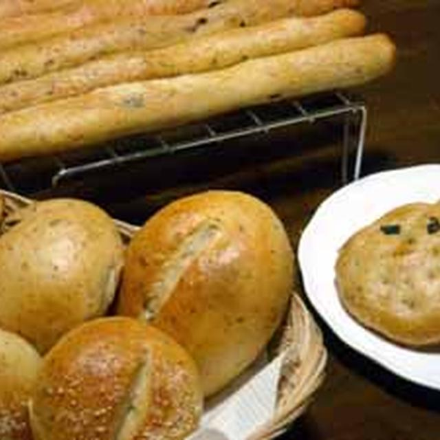 イタリアン?なパン
