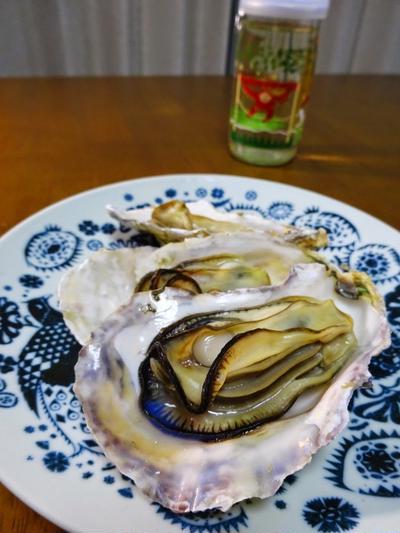 5分でできる!殻付き牡蠣の美味しい食べ方