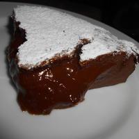しっと~り、とろ~り濃厚☆フォンダンテリーヌdeショコラのバレンタインケーキ♪