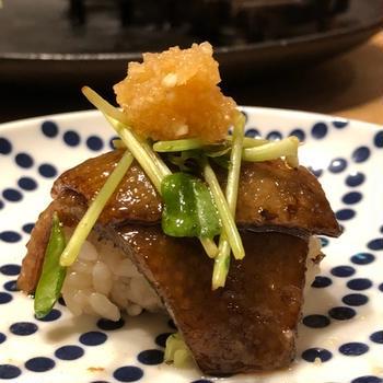とろ〜りとろけるコラーゲン寿司でお肌ぷるぷる!?