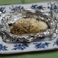 減塩レシピ♪鱈のホイル焼き☆レモン風味