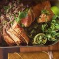 鶏ささみのレモングラス焼きのエスニック弁当