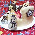 クリスマスパーティーが盛り上がる☆クリスマスブーツケーキ by c.h.iroruさん