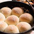 炭火焼ちぎりパン、ローストビーフ、チキンのパエリアなど山の家にてクリスマスパーティー