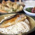 焼き鯖そうめん!滋賀県長浜市の郷土料理