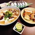 手抜きな晩御飯・・・豆腐とたっぷり茸のスープ仕立て♪ by みなづきさん