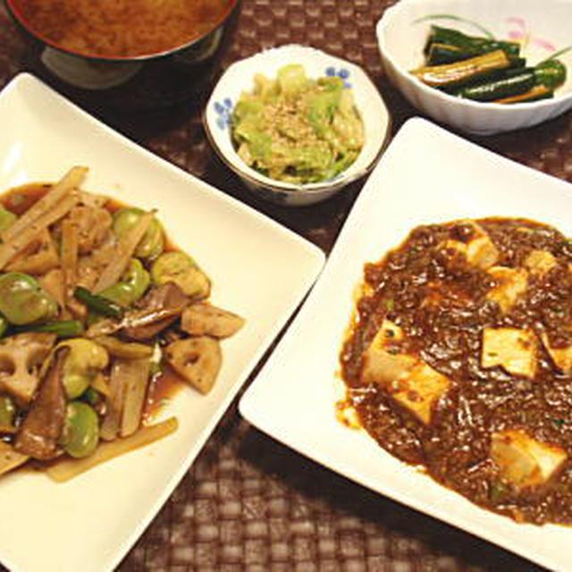 kaju流麻婆豆腐(レシピ付)
