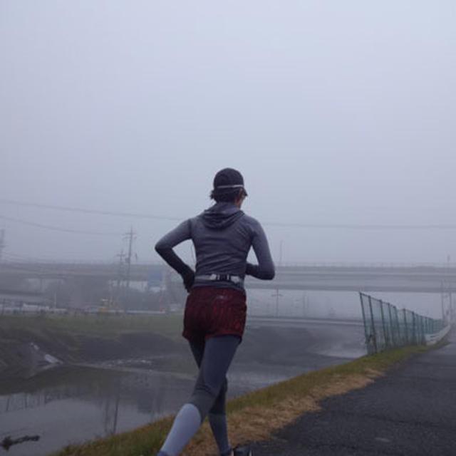 2/15の朝ラン(6km)