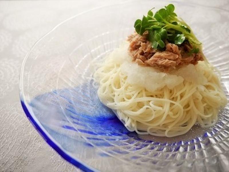 さっぱりヘルシー!「大根おろし×麺」絶品レシピ