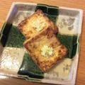 【超簡単】【時短】厚揚げの焼き方♡ by 居酒屋こはるちゃんさん