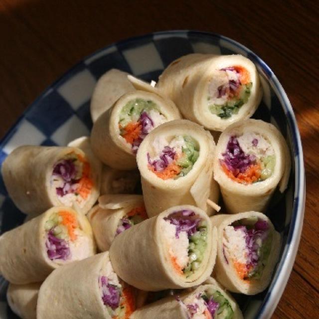 10月29日  トルティーヤと茸の生姜スープ