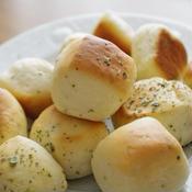 GABANイタリアンハーブミックスのハーブパン