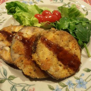 茄子カツ 肉ナシレシピ