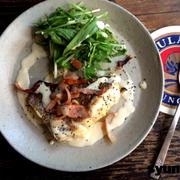 【簡単!!魚レシピ】白身魚とベーコンのマヨしょうゆ