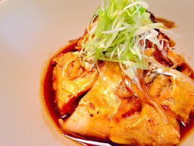 魚アラ用の「煮付け割合」!
